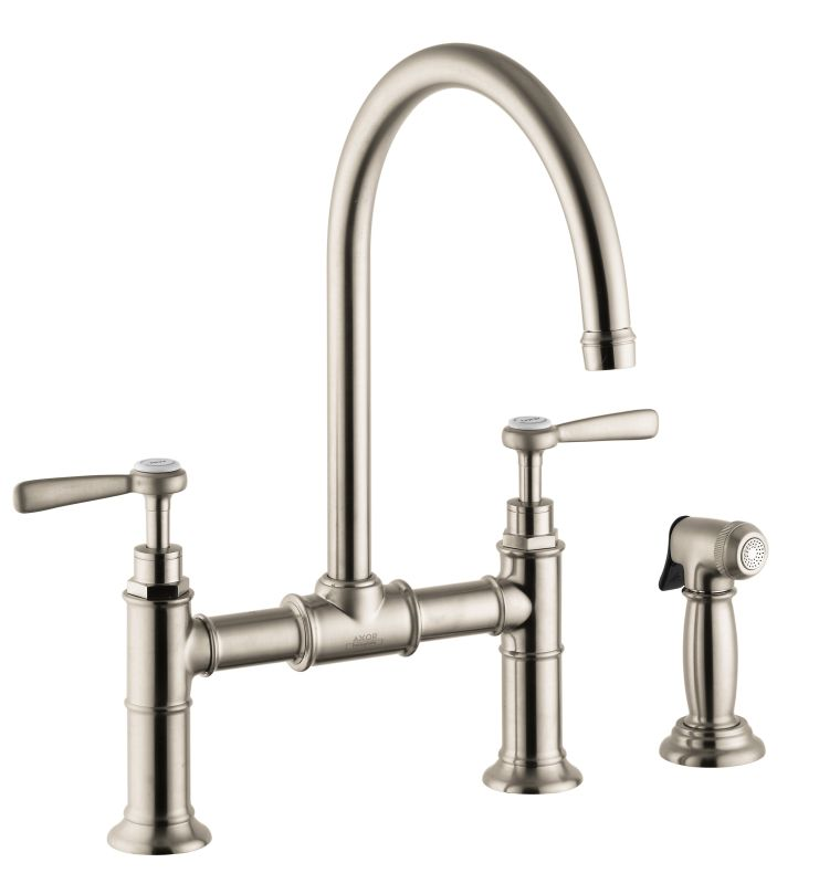 16818821 In Brushed Nickel By Hansgrohe
