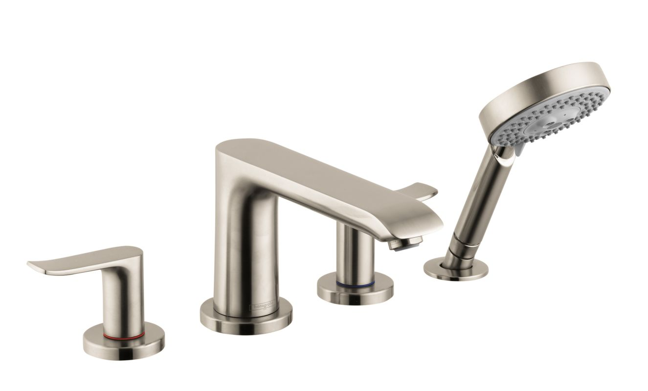 Faucet Com 31444821 In Brushed Nickel By Hansgrohe
