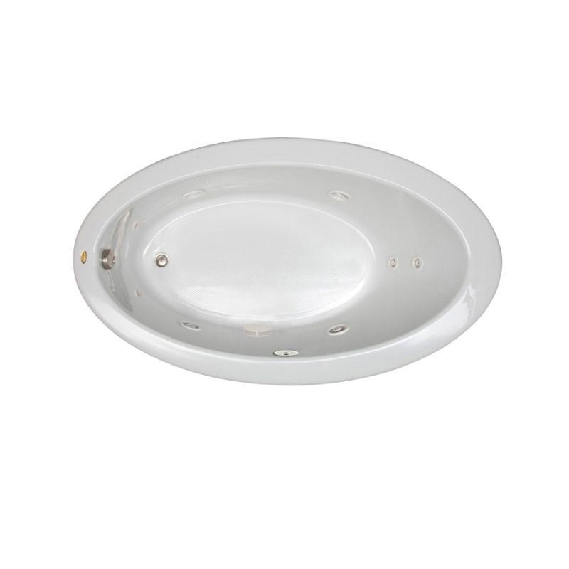 Jacuzzi Esp6060 Wcl 1hx Whirlpool Bathtub: J3D6638WRL1XXW In White By Jacuzzi