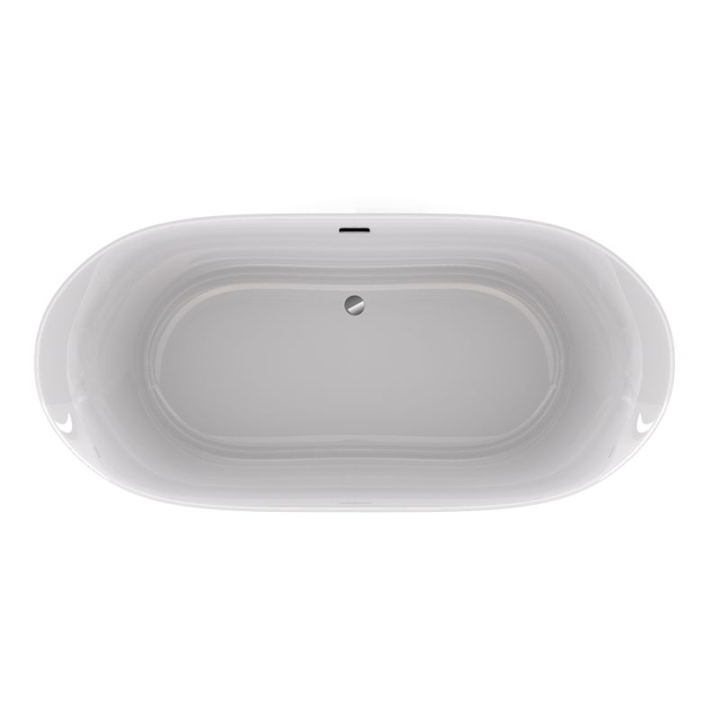 jacuzzi vrf7133bcxxxx soaking bathtub