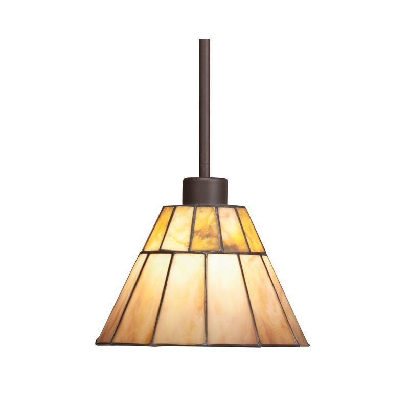 Kichler 65354 Olde Bronze Morton Single-Bulb Indoor