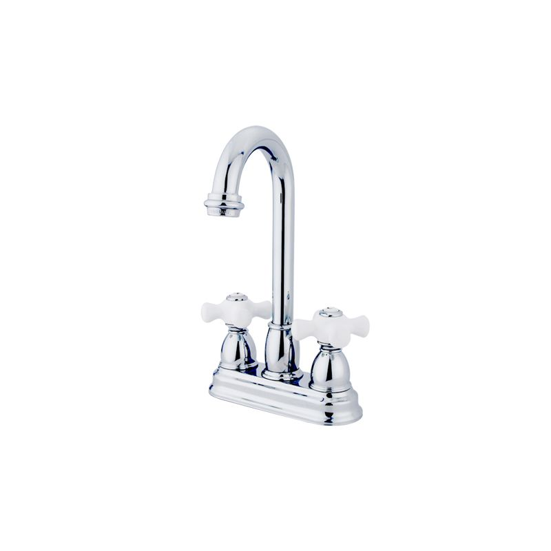 Faucet Com Kb3491px In Polished Chrome By Kingston Brass