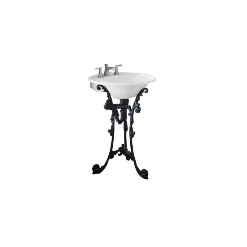 kohler pedestal sink installation guide