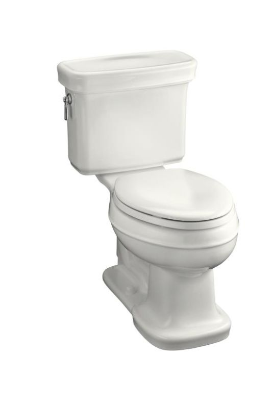 Kohler K 3827 0 White Bancroft 1 28 Gpf Two Piece