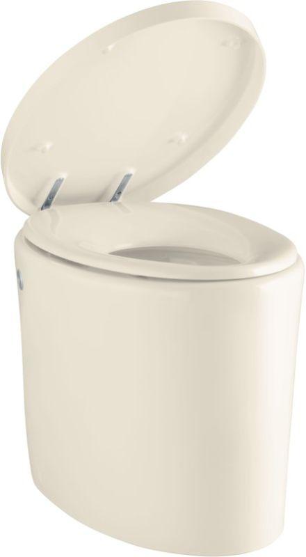 Kohler K 3492 47 Almond Purist Hatbox Toilet With Quiet