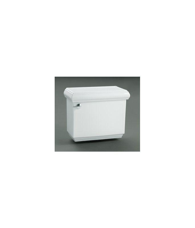 Kohler K-4491-47 Almond Memoirs toilet tank with Classic ...