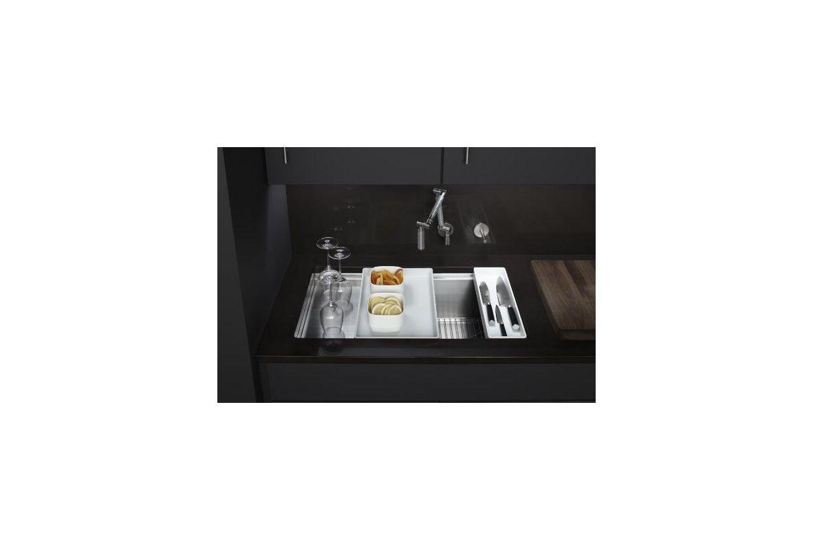 Kohler K 3760 Na Stainless Steel Kitchen Sink Build Com