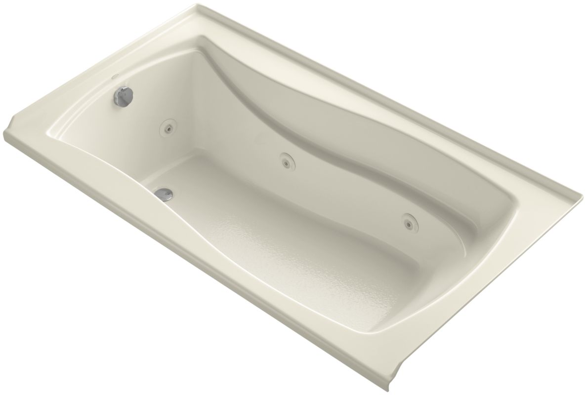 kohler k 1224 lh whirlpool bathtub