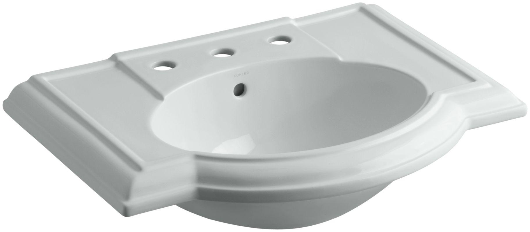 Kohler Pedestal Sink Faucets Kohler Pedestal Tub 100