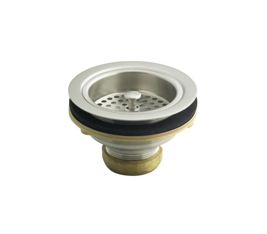 Kohler Kitchen Faucet Parts A112 18 1: K-5814-4/K-10433-BV In Brushed Bronze Faucet