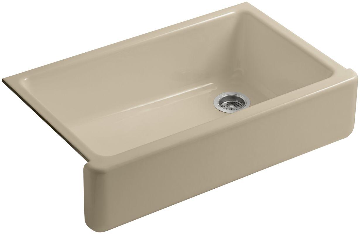 13064 Enameled Steel Kitchen Sink