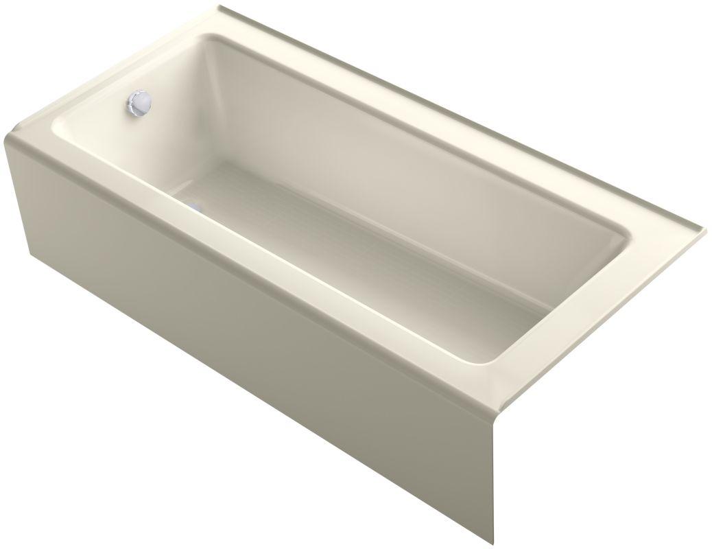 Kohler Products : Kohler K-847-47 Almond Bellwether Bath Tub 66