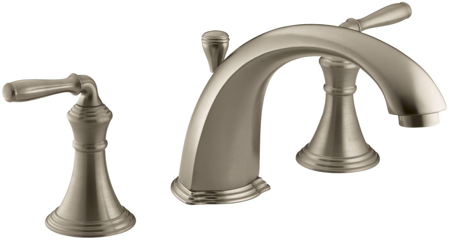 Kohler K T387 4 Roman Tub Faucet