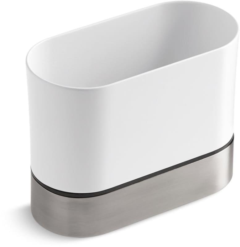 Faucet Com K 6378 0 In White By Kohler