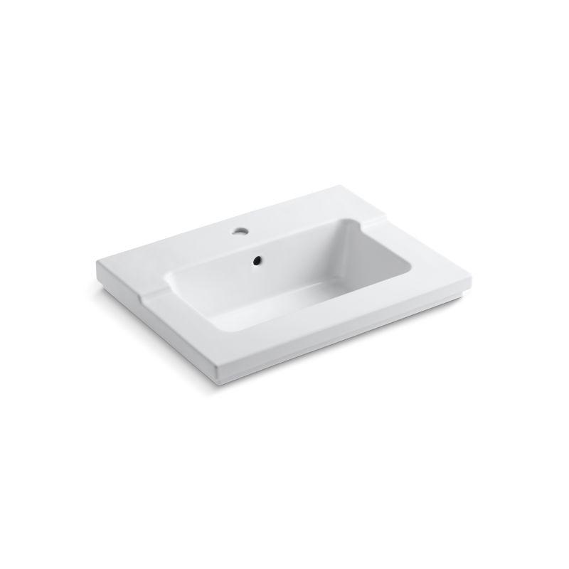 Faucet Com K 2979 1 0 In White By Kohler