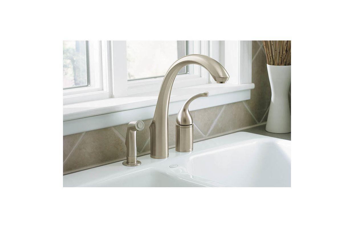 Kohler K-10430 Kitchen Faucet - Build.com