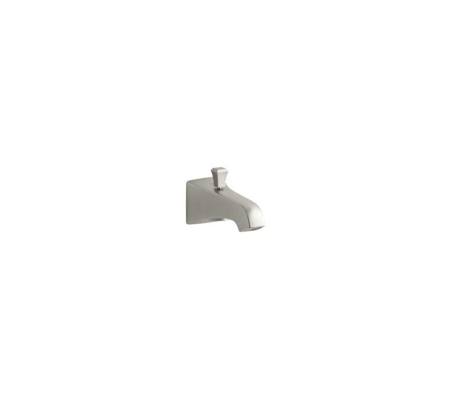Kohler K 496 V Bn Brushed Nickel Memoirs Diverter Tub