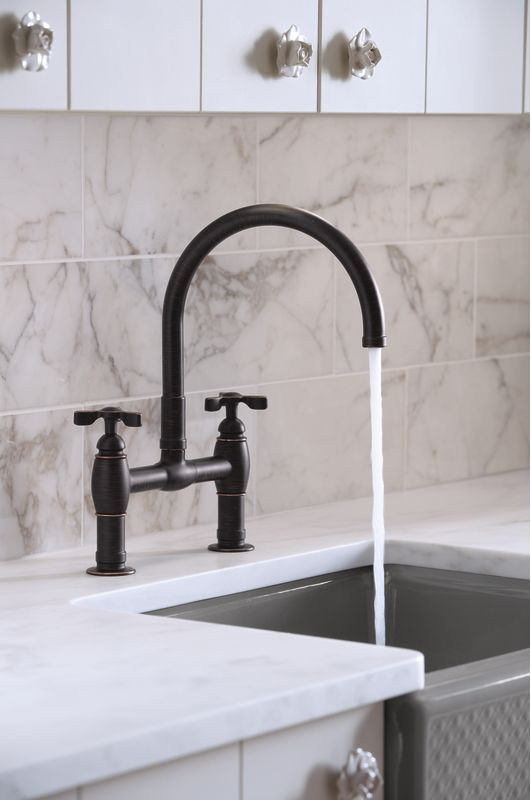 Kohler K 6131 3 Kitchen Faucet Build Com