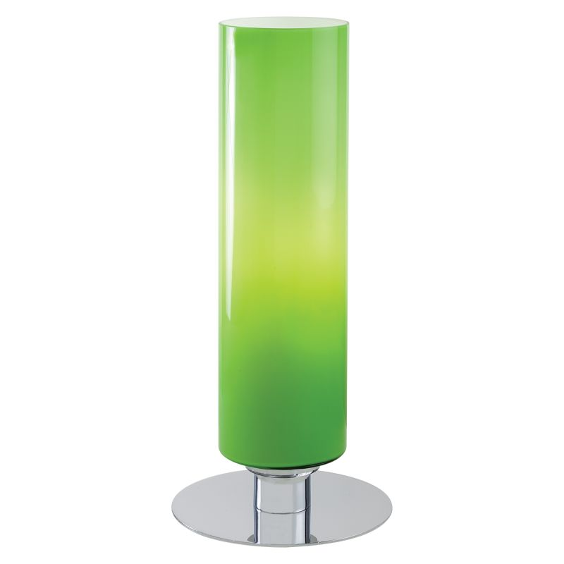 Kovacs P663 077 Chrome 1 Light Accent Table Lamp With