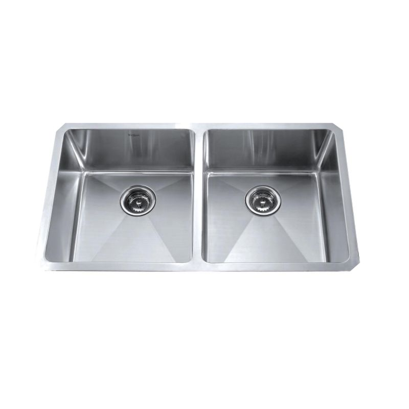 ... 16-Gauge Stainless Steel Kitchen Sink with Pullout Kitchen Faucet