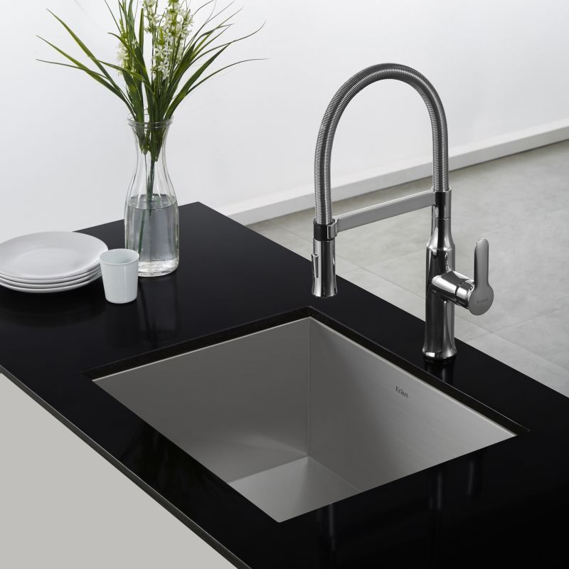 Kpf  Kraus Nola Single Lever Commercial Style Kitchen Faucet