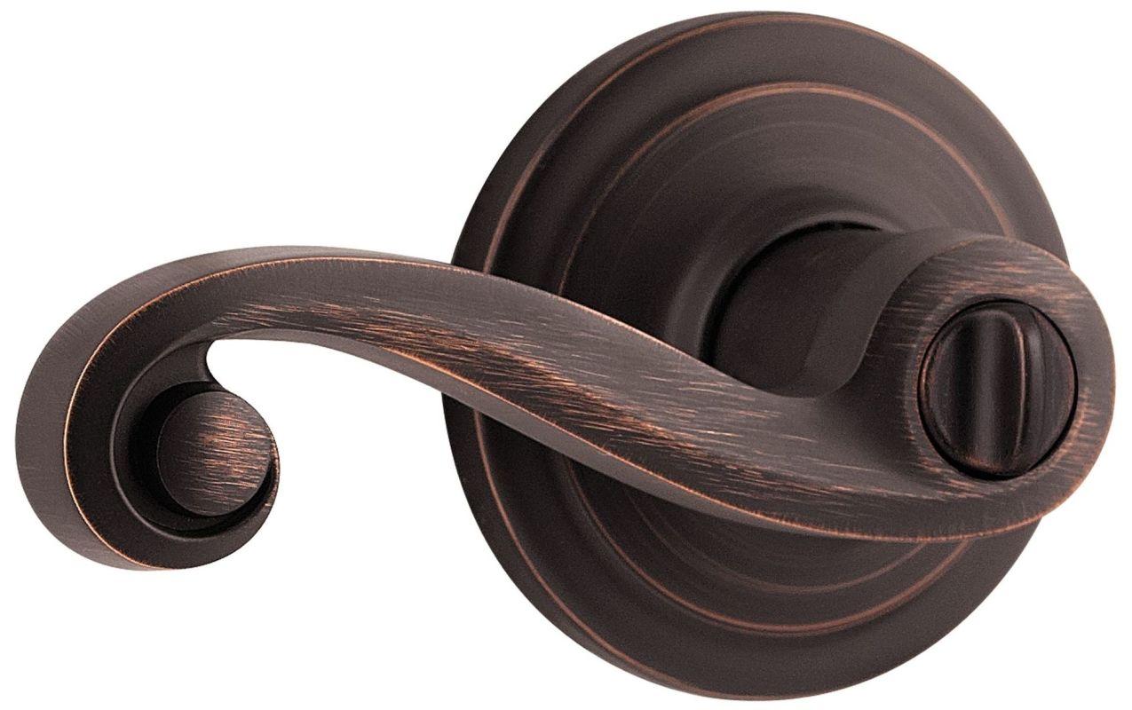 Kwikset 979LLRH-11PS Venetian Bronze Lido Interior Pack