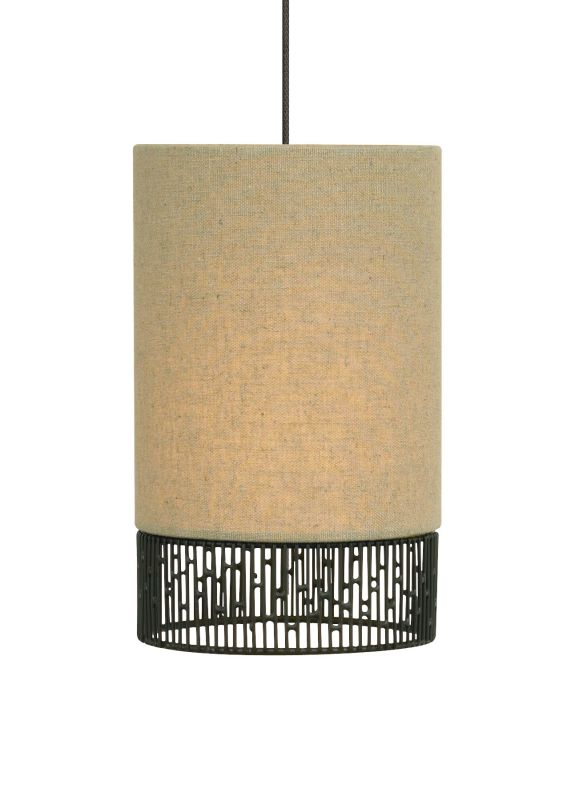 lbl lighting hs652tnbzledfsj bronze 1 light track pendant