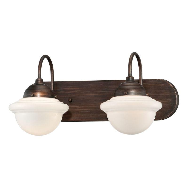 Millennium Lighting 5412-RBZ Rubbed Bronze Neo-Industrial