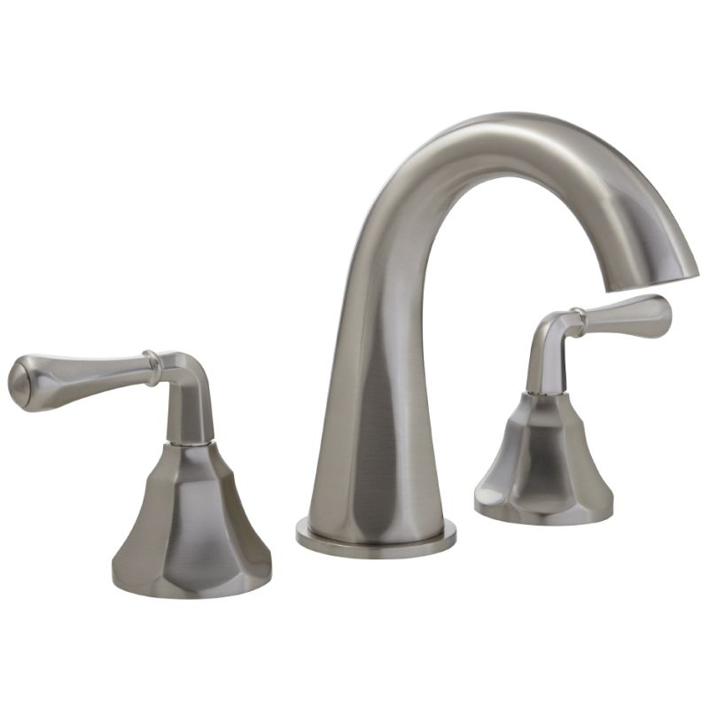 Faucet.com   MIRKW3RTBN in Brushed Nickel by Mirabelle