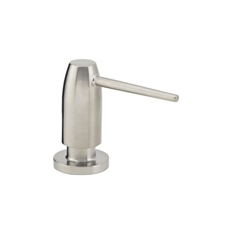 Mirabelle Kitchen Faucet Reviews: Faucet mirxcha ss in stainless ...