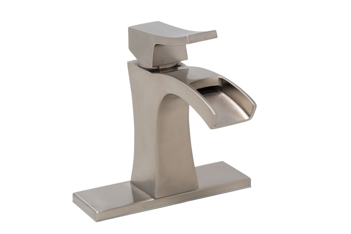 Mirabelle Kitchen Faucets Faucet Com Mirwsvl105bn In Brushed Nickel By Mirabelle
