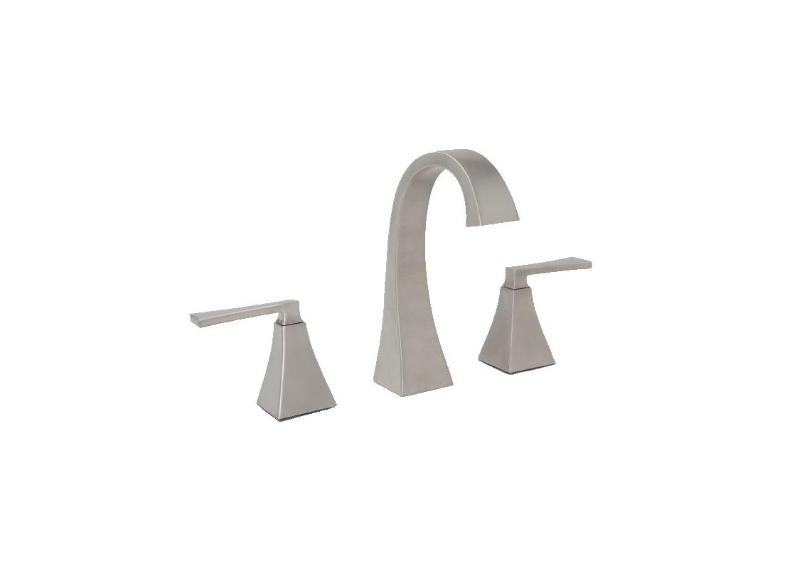 Faucet Com Mirwsvl800bn In Brushed Nickel By Mirabelle