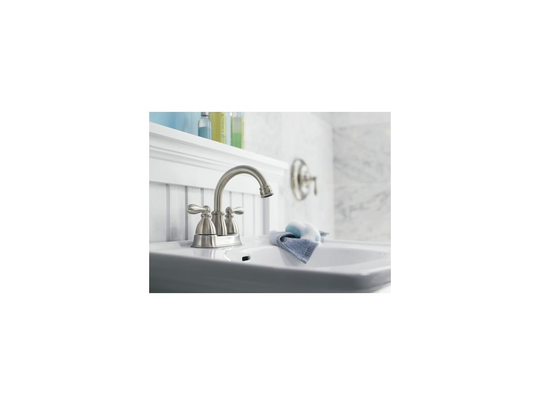 Moen Caldwell Kitchen Faucet Repair : Faucet ca in chrome by moen