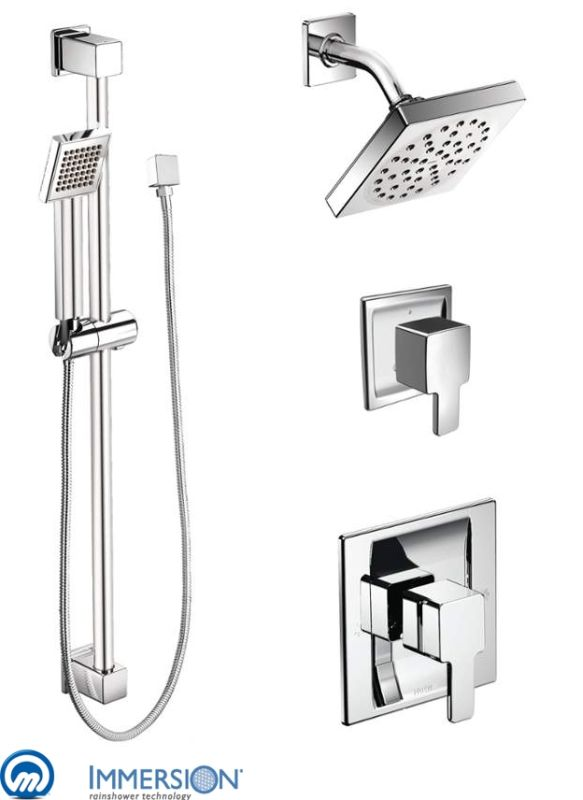 Faucet Com 825 In Chrome By Moen