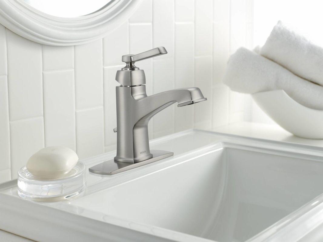 Replacing Moen Faucet Cartridge 1255