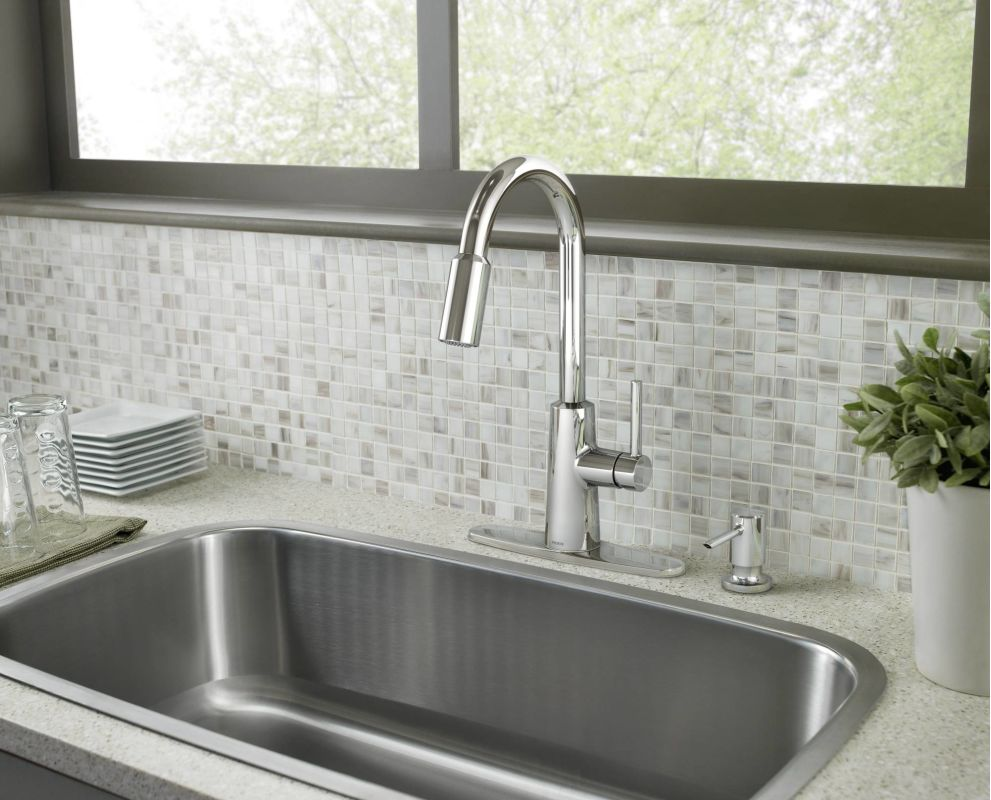 87066srs In Spot Resist Stainless By Moen