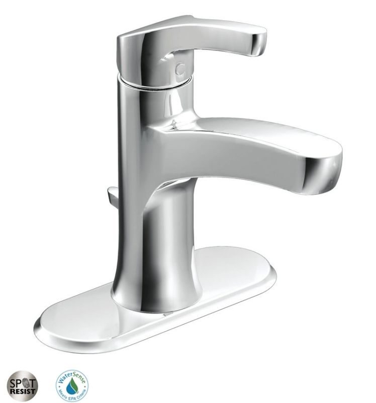 Faucet Com L84733 In Chrome By Moen