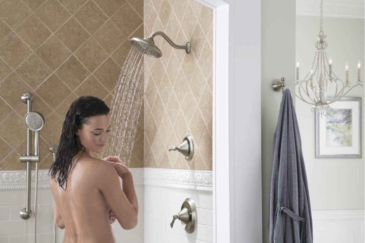 Moen bathroom shower faucets