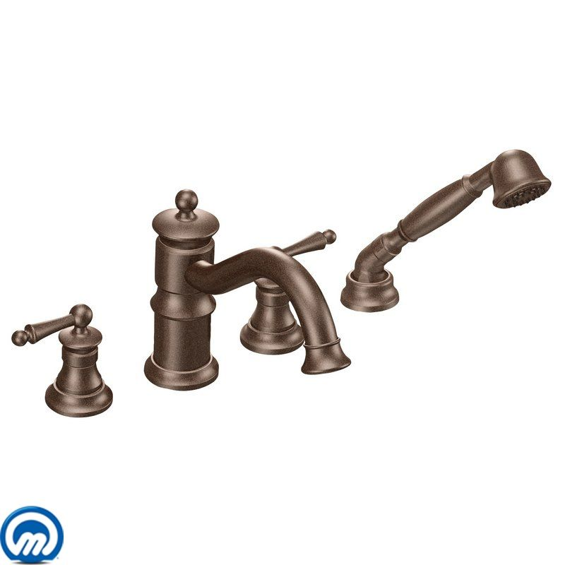 Moen Kitchen Faucet Orb : Faucet ts orb in oil rubbed bronze by moen