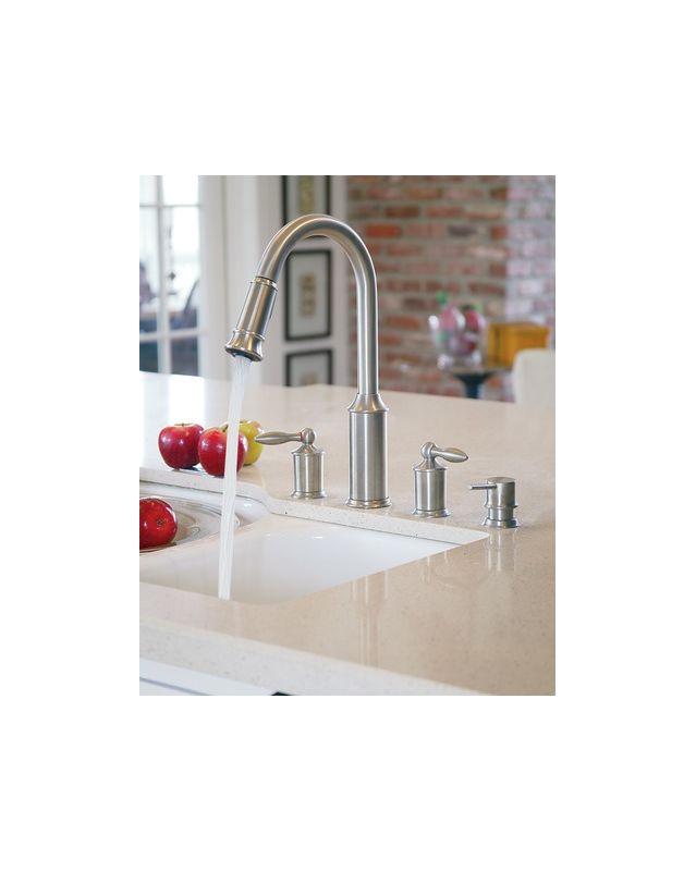 Faucet Com 7592c In Chrome By Moen