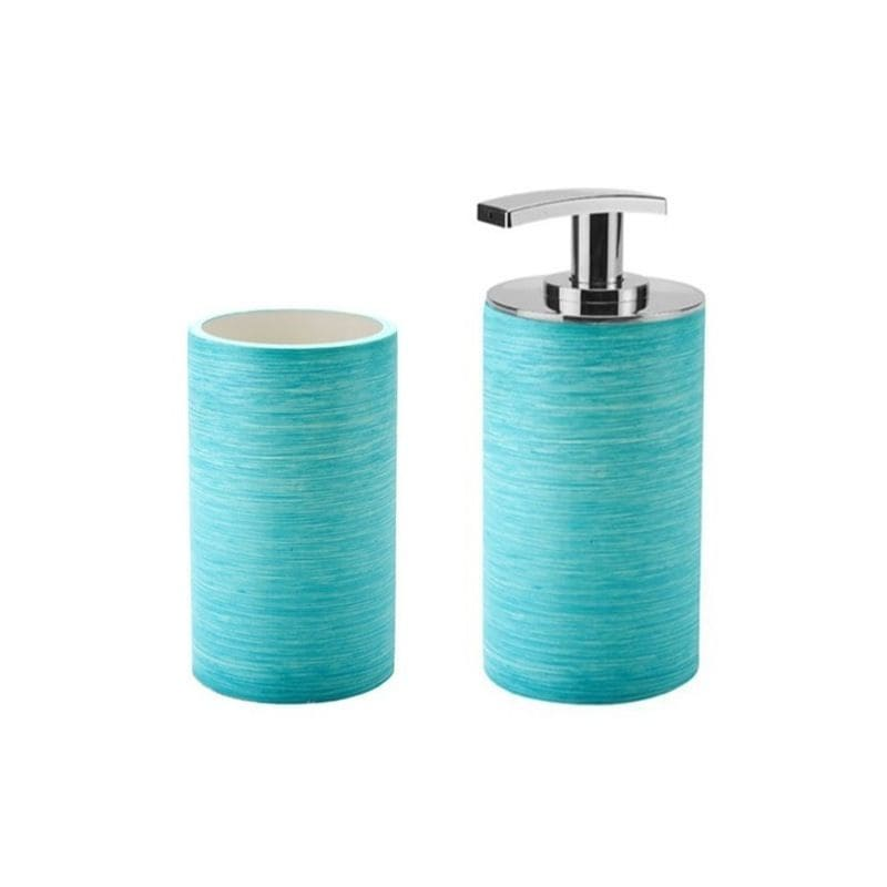 Nameeks gedy so500 11 light blue gedy bathroom accessories for Light blue bathroom decor