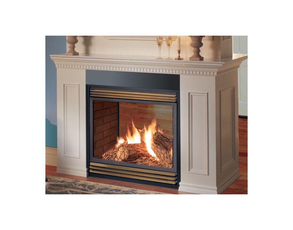 Napoleon Gvf N   Btu Vent Free Natural Gas Fireplace