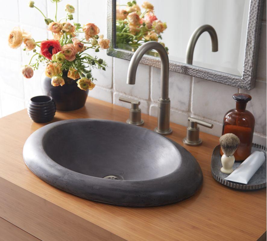 Native Trails NSL2115-S Slate Bathroom Sink