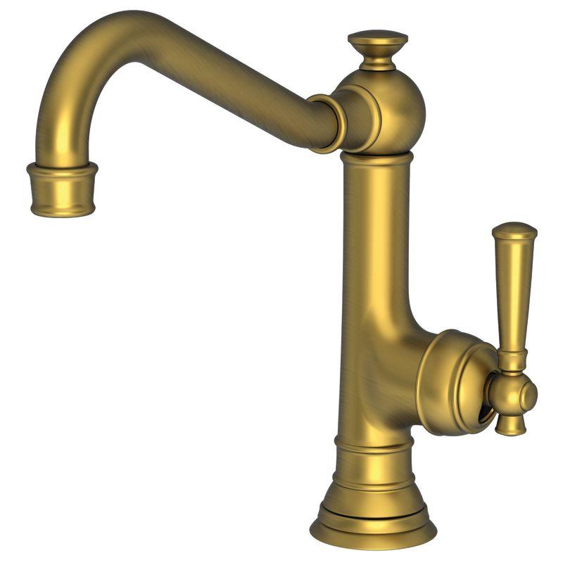 Faucet Com 2470 5303 04 In Satin Brass Pvd By Newport Brass