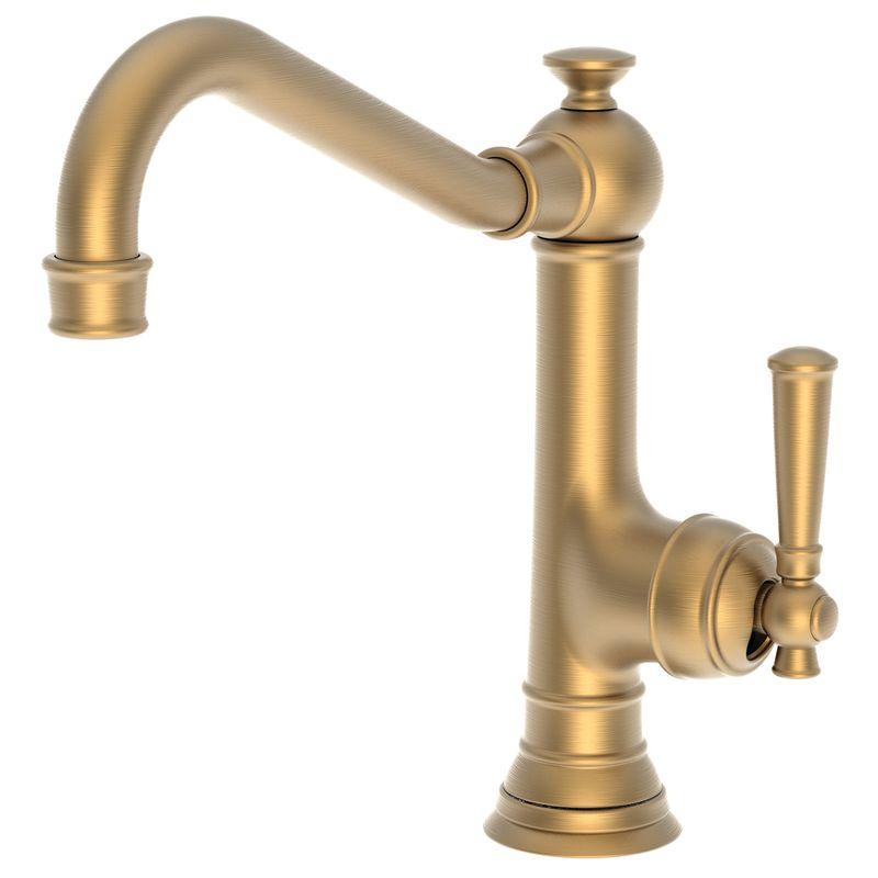 Faucet Com 2470 5303 10 In Satin Bronze Pvd By Newport Brass