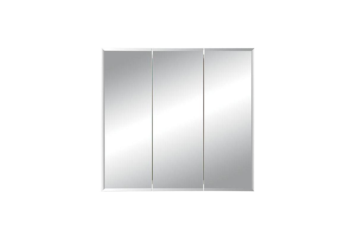 NuTone 255030X Beveled Mirror Horizon Frameless Medicine