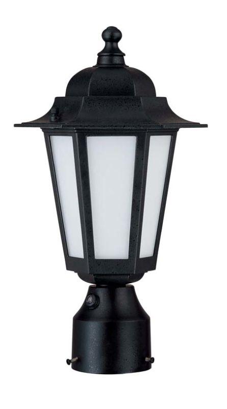Nuvo Lighting 60/2213 Textured Black Single Light Up ...