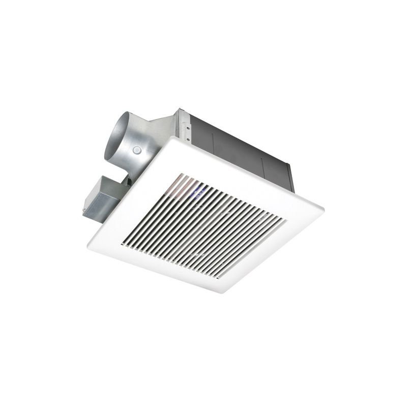 Panasonic Fv 11vf2 White Whisperfit 110 Cfm 1 5 Sone Ceiling Mounted Energy Star Rated Bath Fan