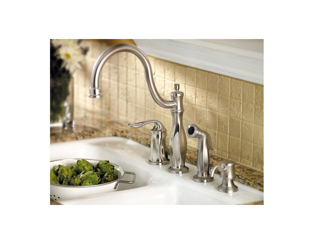 Eco Friendly Kitchen Sink Faucets