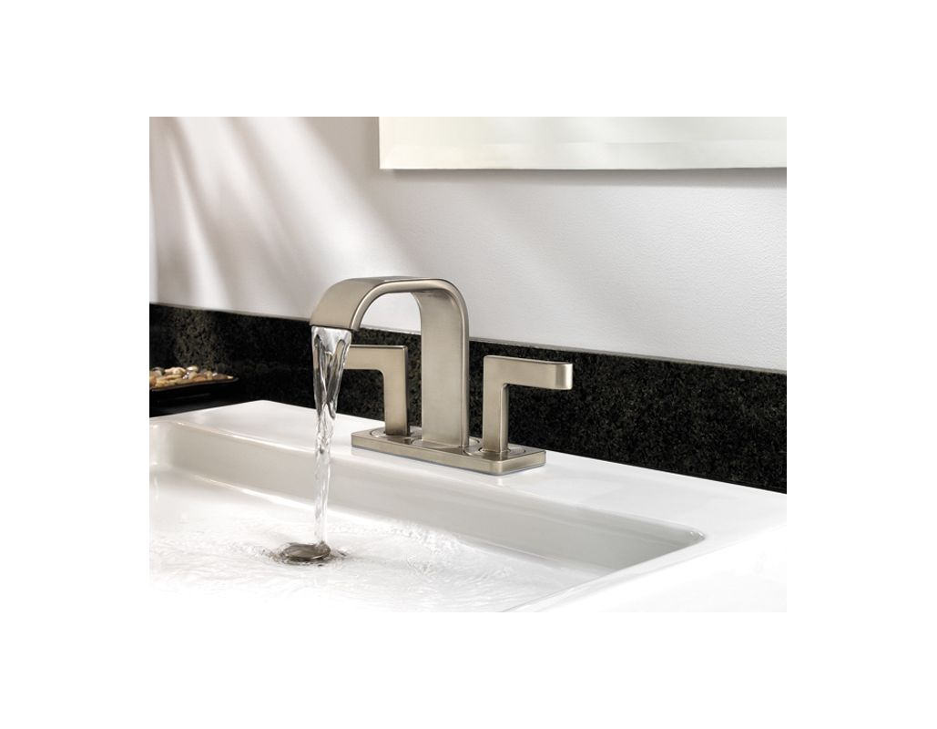 Lead Free Kitchen Faucets Faucet Com F 046 Sykk In Brushed Nickel By Pfister